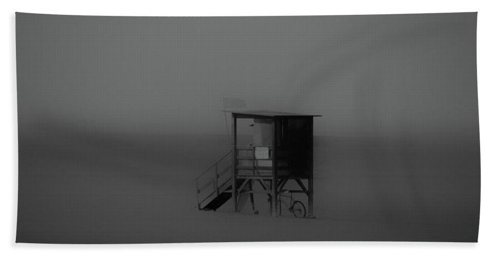 Canary Islands Beach Towel featuring the photograph Watchbox by Jouko Lehto