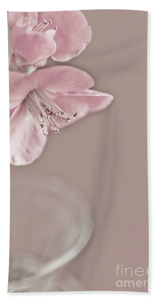 Flowers Beach Towel featuring the photograph When Morning Comes by Kim Henderson