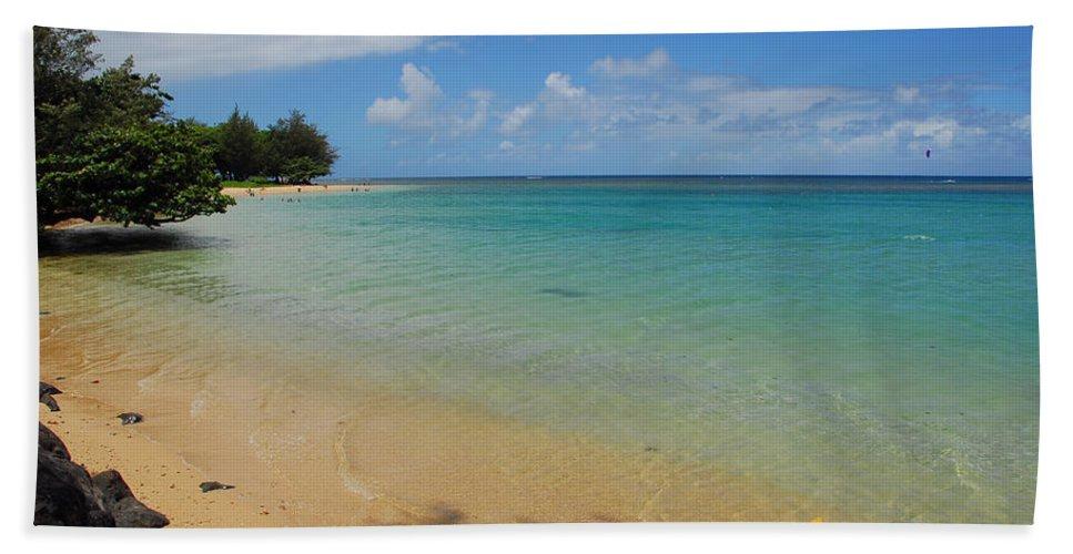 Annini Beach Beach Towel featuring the photograph Annini Beach by Lynn Bauer
