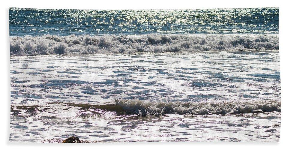 2003 Beach Towel featuring the digital art Days Of Summer by Amer Khwaja