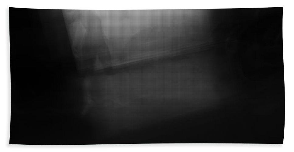 Dance Beach Towel featuring the photograph Ghost Dancer by Scott Sawyer
