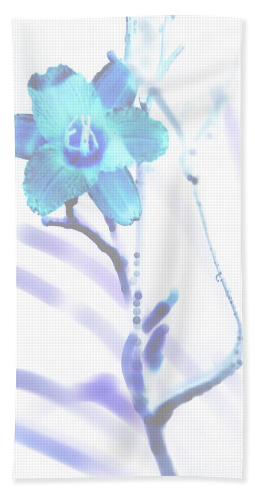 Lily Beach Towel featuring the photograph Lily by Amanda Barcon