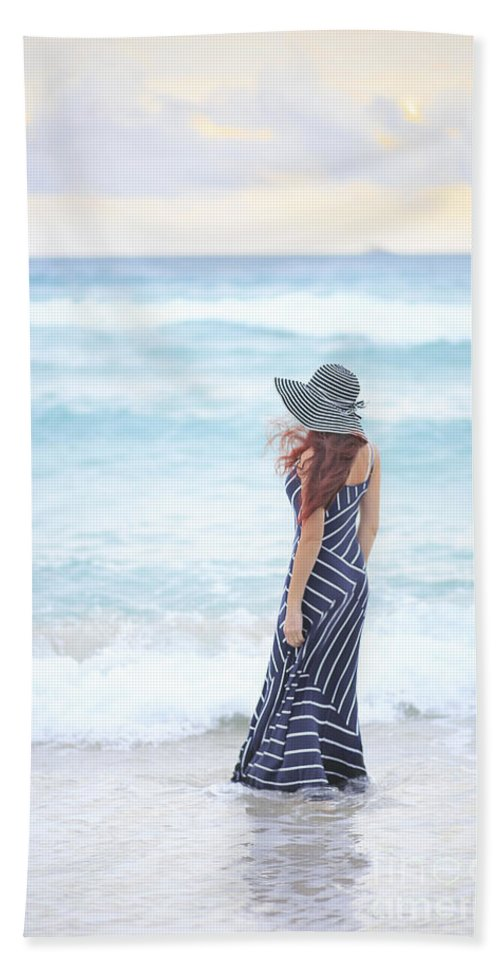 Kremsdorf Beach Towel featuring the photograph Mystic And Divine by Evelina Kremsdorf