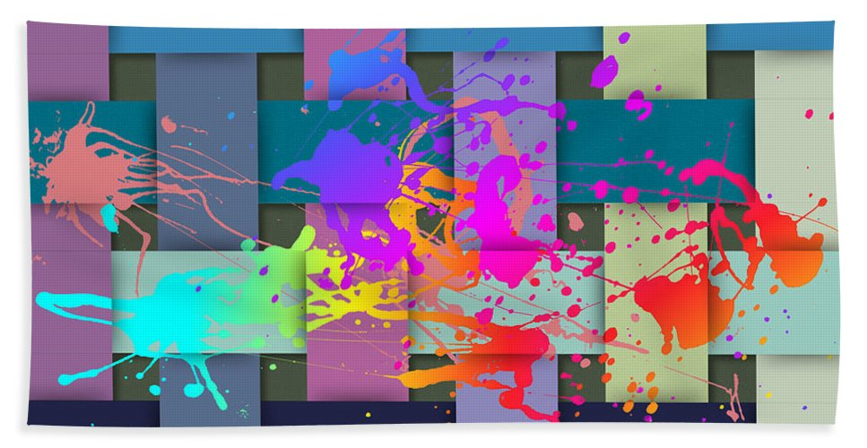 Abstracts Collection By Serge Averbukh Beach Towel featuring the photograph One Classy Summer In The Hamptons by Serge Averbukh