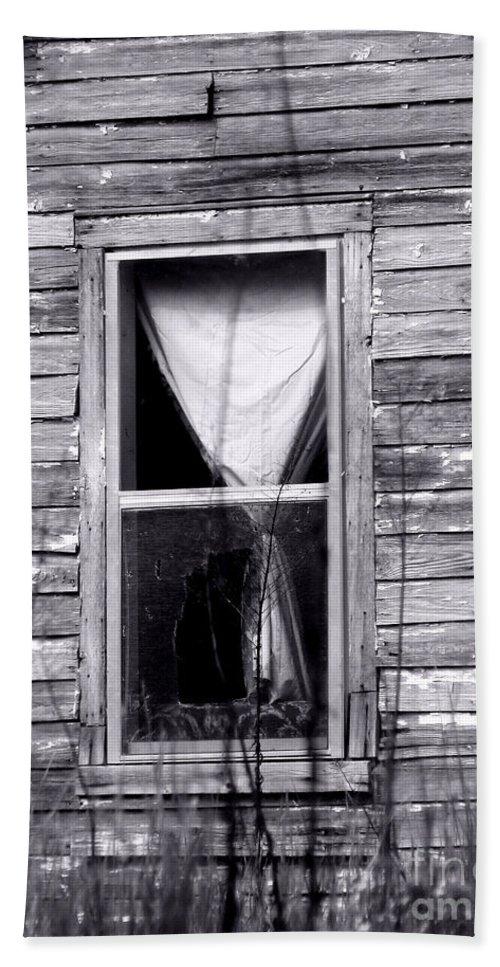 Windows Beach Sheet featuring the photograph Window by Amanda Barcon