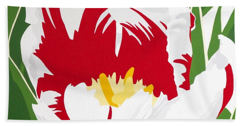 Canada 150 Beach Towel featuring the painting Canada 150 by Susan Porter
