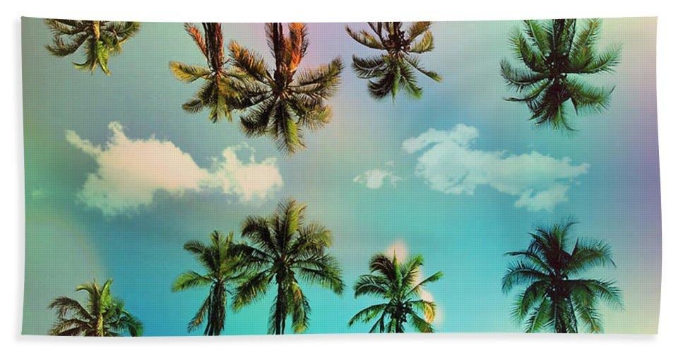 Venice Beach Beach Towel featuring the photograph Florida by Mark Ashkenazi