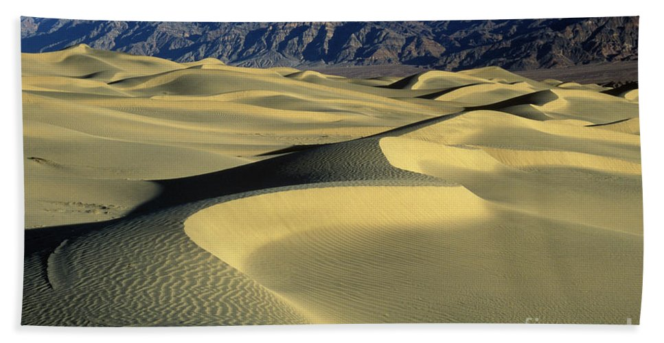 Sand Beach Towel featuring the photograph Sand Dunes by Jim And Emily Bush