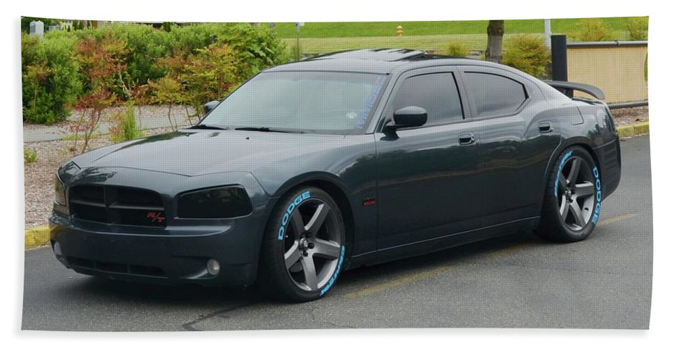 2007 Dodge Charger For Sale >> 2007 Dodge Charger Rt Lee Beach Towel
