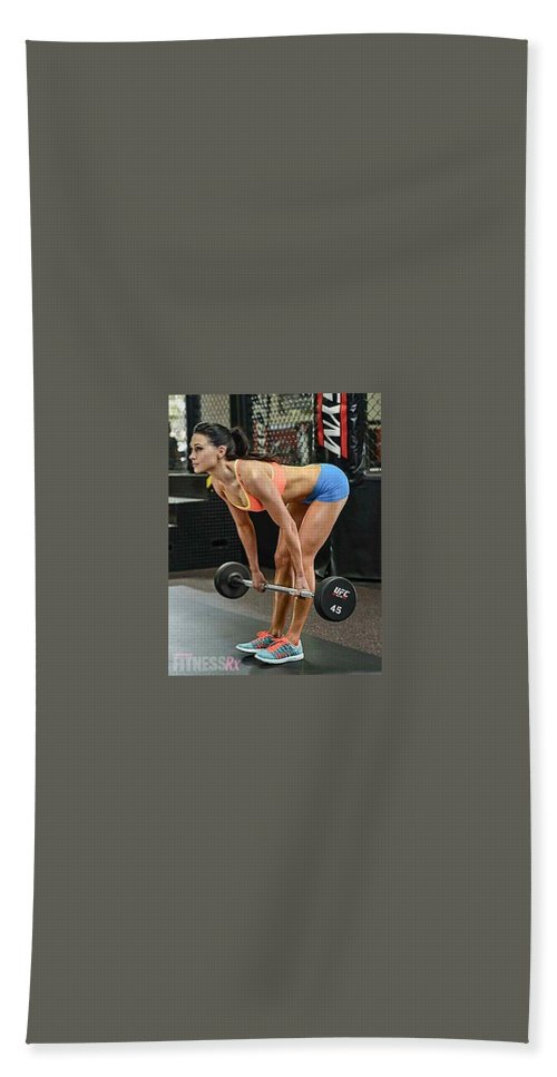 Jacked Testo Beach Towel featuring the jewelry 6 Essential Weight Loss Tips For Elliptical Trainers. by Tujko Dig