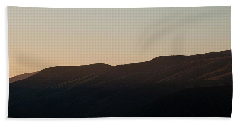 Landscape Beach Towel featuring the photograph Addo Evenings by Kody McGregor