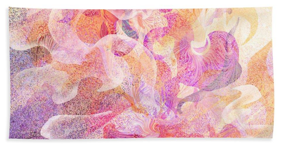 Aladdin Beach Towel featuring the digital art Aladdin's Lamp by William Russell Nowicki