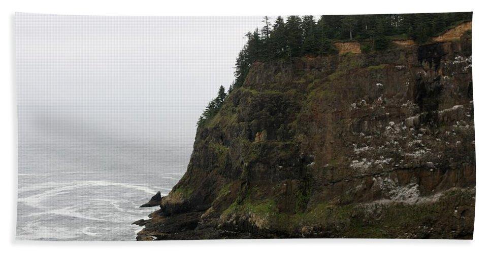 Oregon Coast Beach Towel featuring the photograph Along The Oregon Coast - 6 by Christy Pooschke