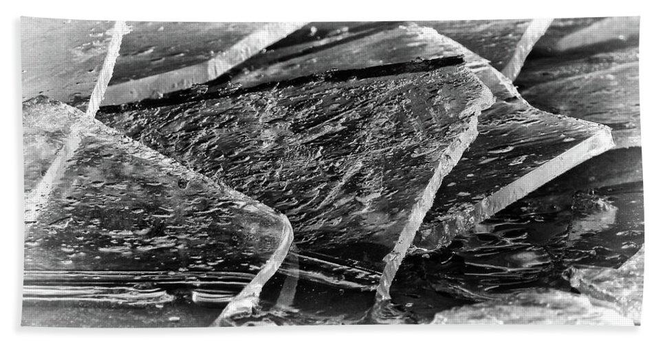 2015 January Beach Towel featuring the photograph Broken But Beautiful by Bill Kesler