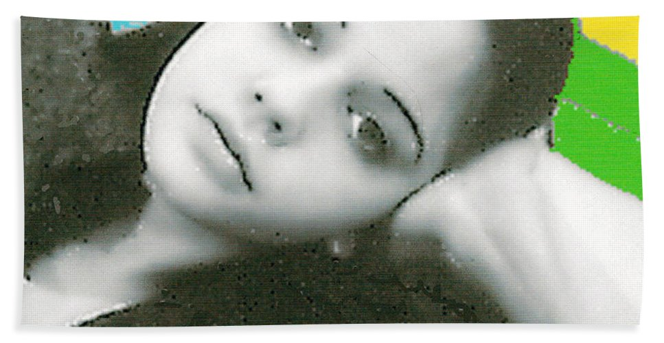 Relaxed Beach Towel featuring the photograph At Ease by Bjorn Sjogren