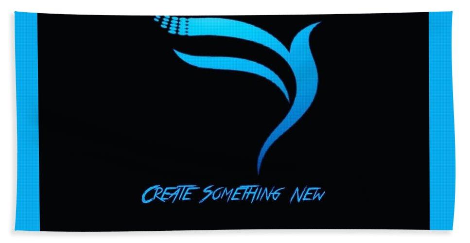 Creative Beach Towel featuring the digital art Attrunshka by Anant Prakash