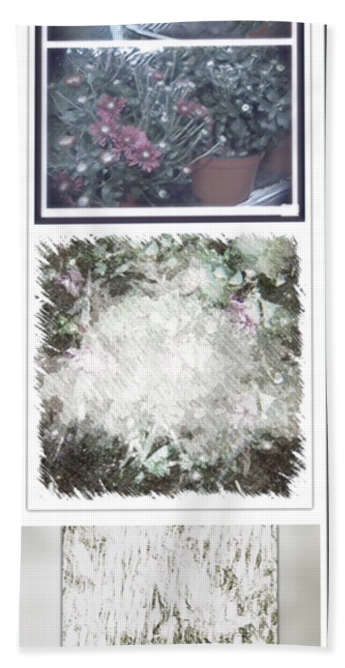 Abstract Beach Towel featuring the photograph Awesome by Alwyn Glasgow
