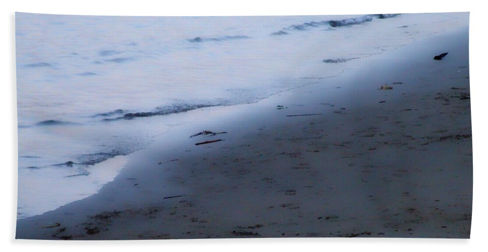 Beach Beach Towel featuring the photograph Between Light And Shadow by Donna Blackhall