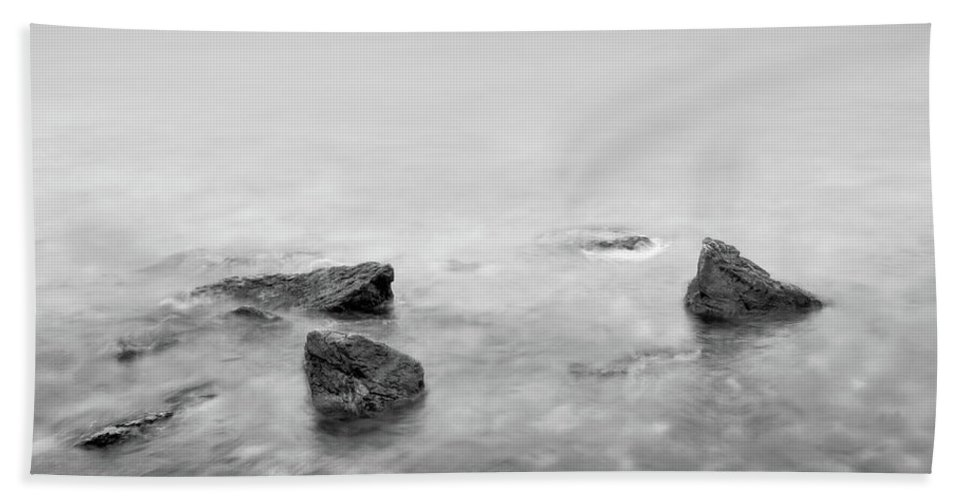 Fine Beach Towel featuring the photograph Beyond The Horizon by Zapista