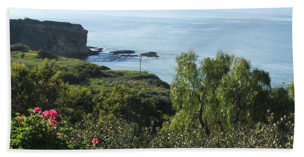 Landscape Beach Towel featuring the photograph Breath Of Fresh Air by Shari Chavira