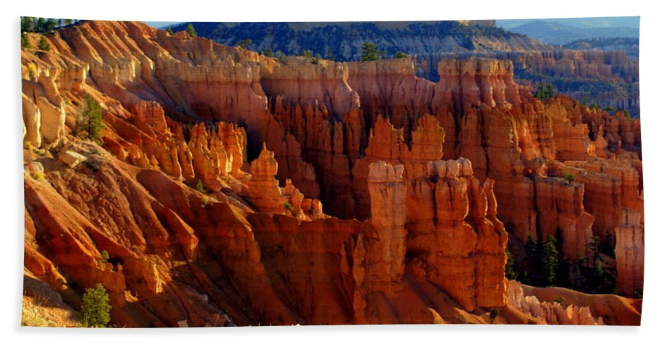 Br Beach Towel featuring the photograph Bryce 3 by Marty Koch