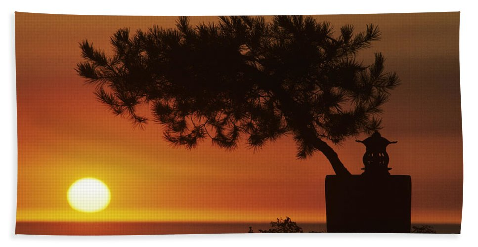 America Beach Towel featuring the photograph California, Big Sur Coast by Larry Dale Gordon - Printscapes