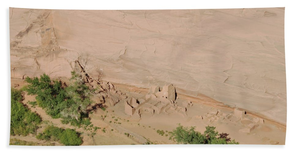 Canyon De Chelly Beach Towel featuring the photograph Canyon De Chelly by David Arment