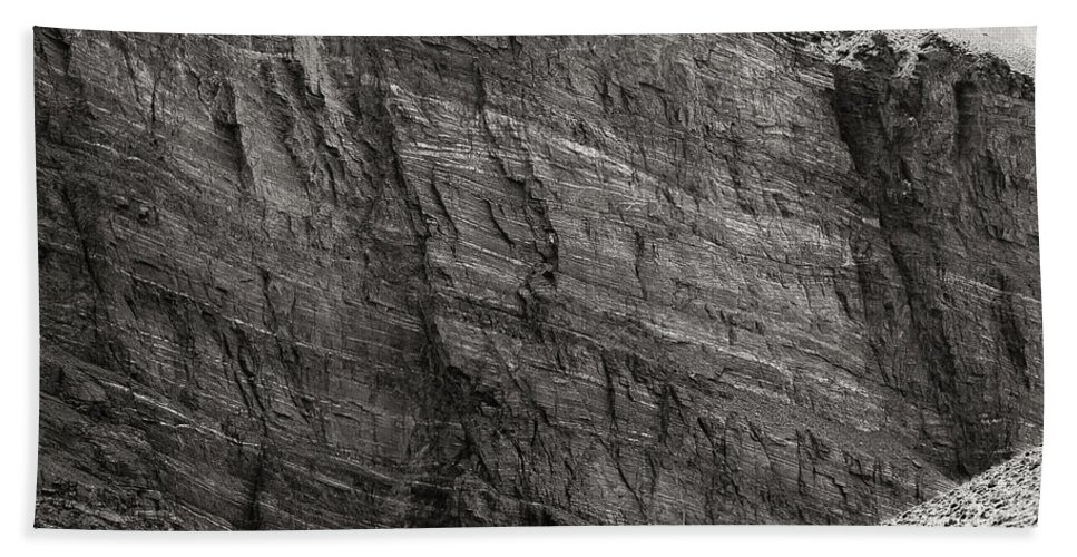 Alone Beach Sheet featuring the photograph Canyon Nishgar by Konstantin Dikovsky