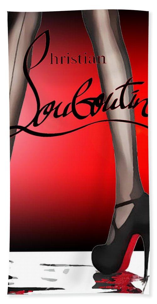 louboutin poster
