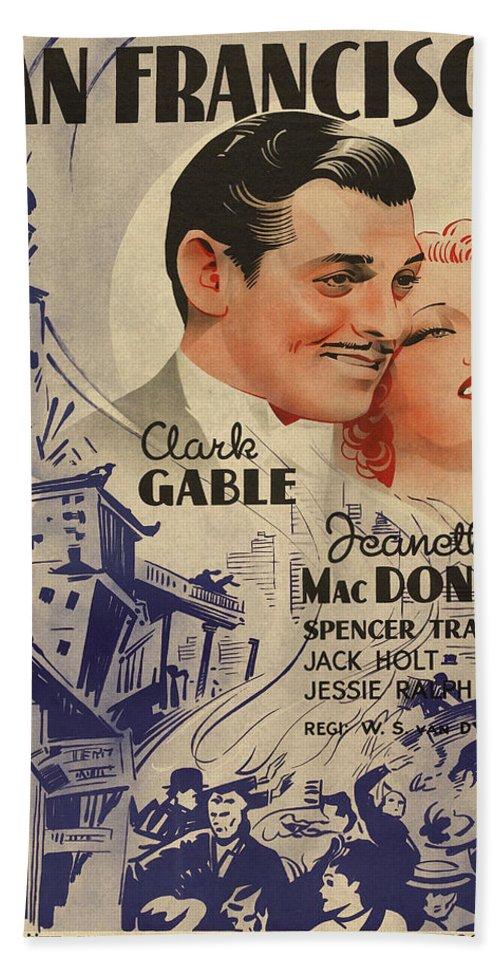 80s Gone With The Wind Beach Towel 30x60  Vintage 30s Retro Classic Cinema Movie Memorabilia Clark Gable Renaissance Tag