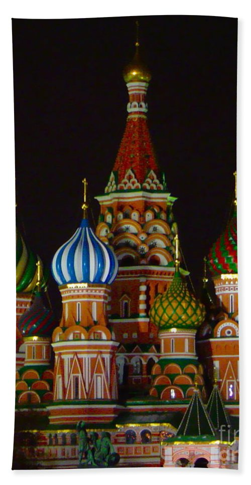 Domes Beach Towel featuring the photograph Colors by Rick Monyahan