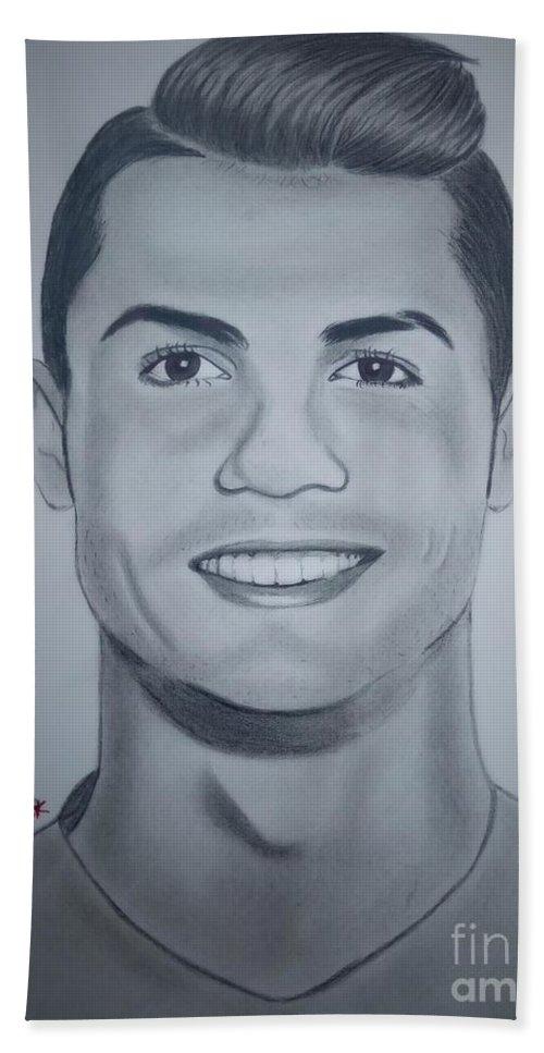 Cristiano Ronaldo Drawing Images