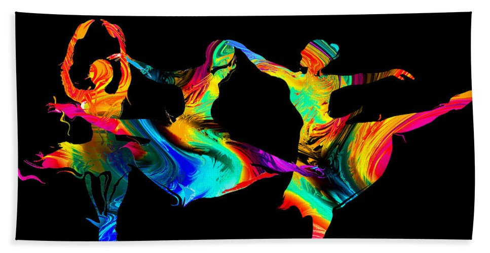 Dancing through the darkness beach sheet for sale by abstract angel ballet beach sheet featuring the digital art dancing through the darkness by abstract angel artist stephen malvernweather Image collections