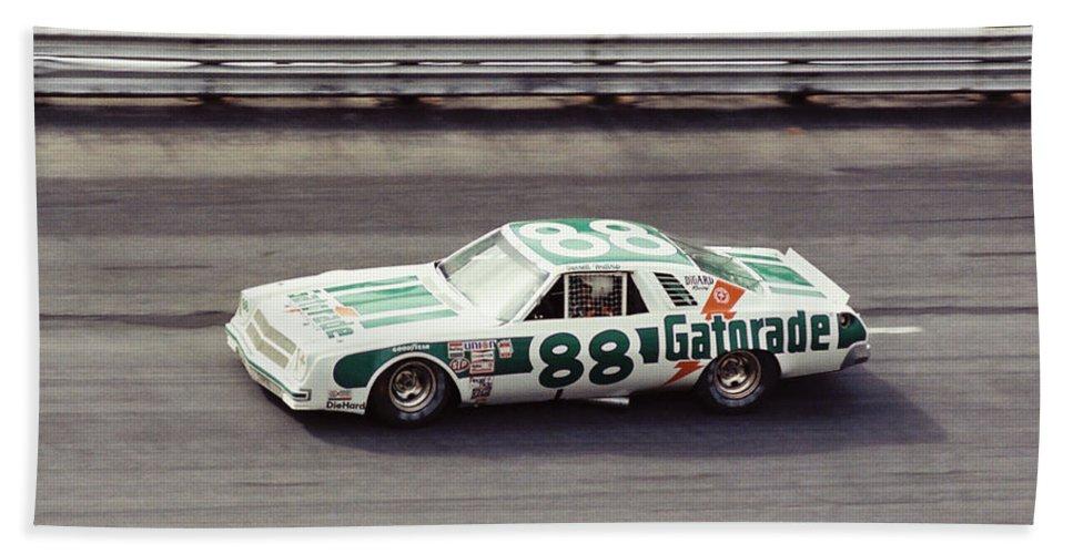 Darrell Waltrip # 88 Gatorade Chevrolet 1977 At Atlanta Beach Towel