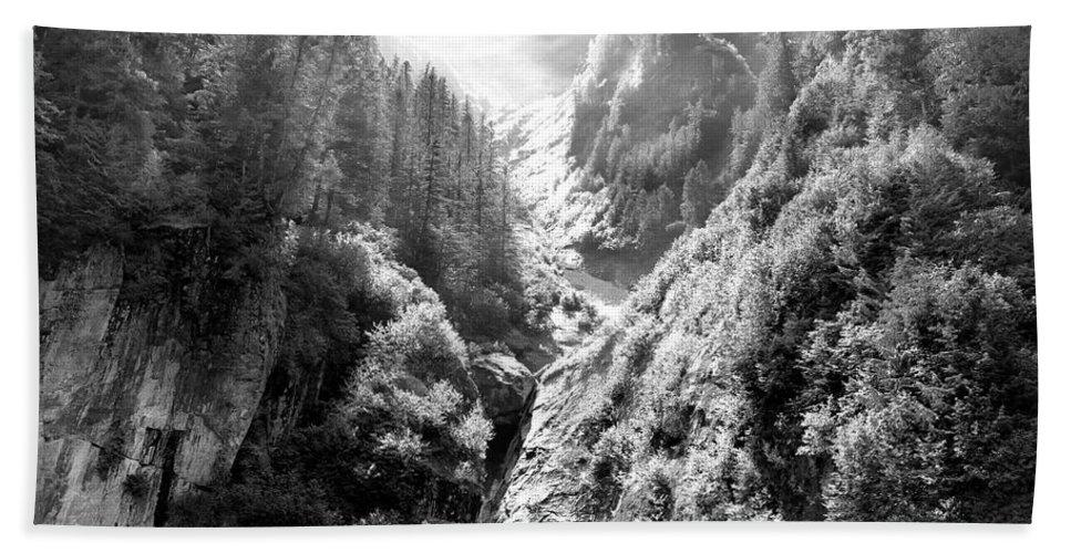 Alaska Beach Sheet featuring the photograph Denali National Park 2 by Dick Goodman
