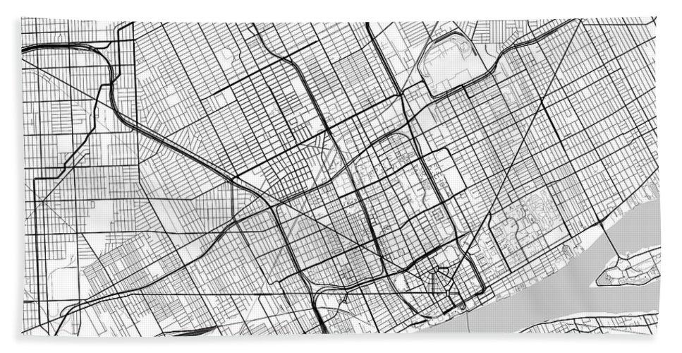 Detroit Michigan Usa Light Map Beach Sheet on map usa dallas, map usa indianapolis, map usa new orleans, map usa san francisco, map usa boston, map usa chicago, map usa san antonio, map usa cleveland, map usa san diego, map usa new york, map usa baltimore, map usa philadelphia, map usa michigan, map usa atlanta,