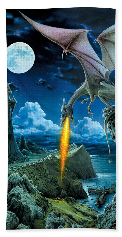 Dragon-Spit