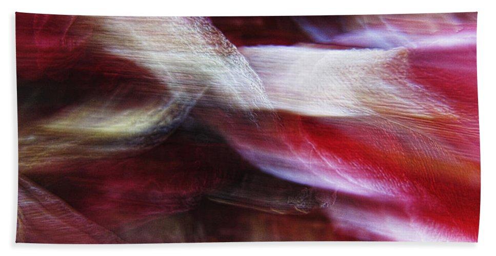 Dream Beach Towel featuring the photograph Dreamscape-3 by Casper Cammeraat
