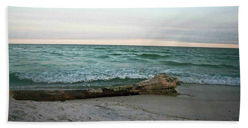 Driftwood Beach Towel featuring the photograph Driftwood 2 by David Campbell