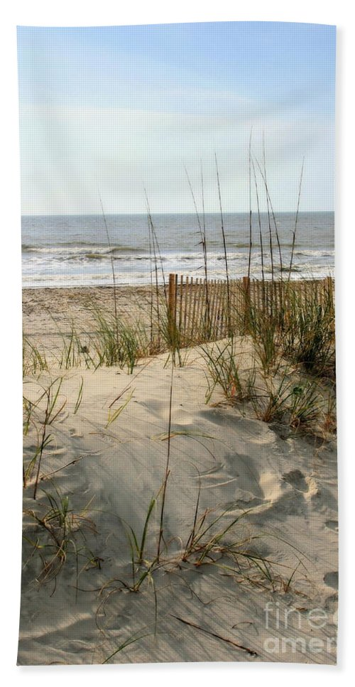 Beach Beach Towel featuring the photograph Dune by Angela Rath