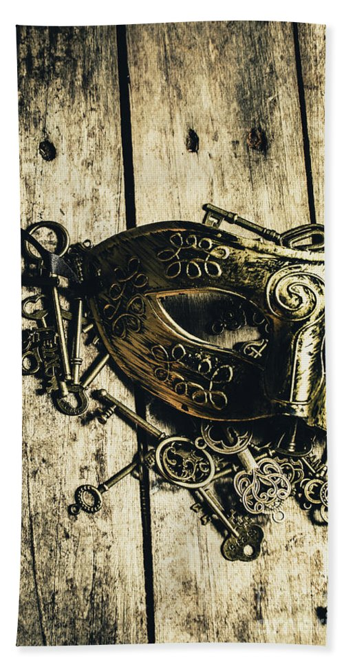 Emperor Beach Towel featuring the photograph Emperors Keys by Jorgo Photography - Wall Art Gallery