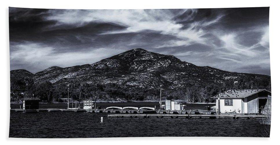 Thomas Gartner Beach Towel featuring the photograph Eternal Sky by Thomas Gartner