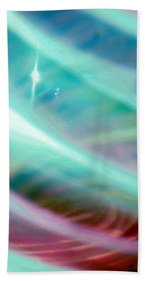 Digital Art Beach Towel featuring the photograph Fantasy Storm by Scott Wyatt