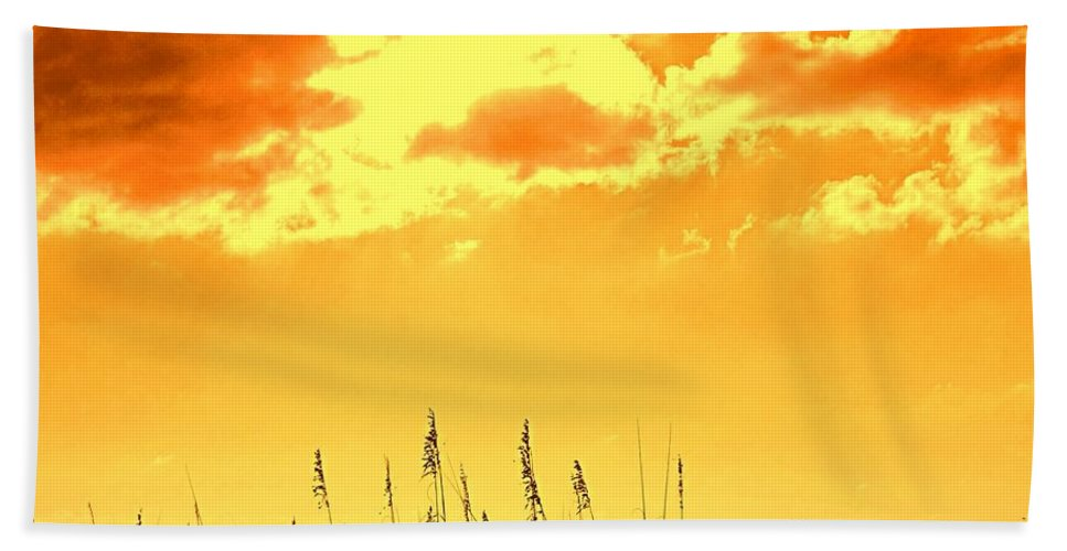 Sun Beach Towel featuring the photograph For When Winter Gets To You by Ian MacDonald