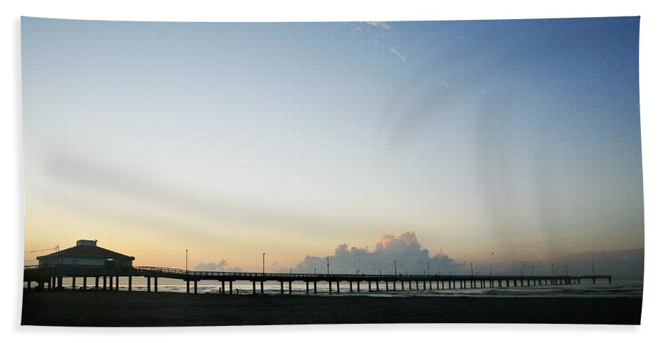 Water Beach Towel featuring the photograph Good Morning by Marilyn Hunt