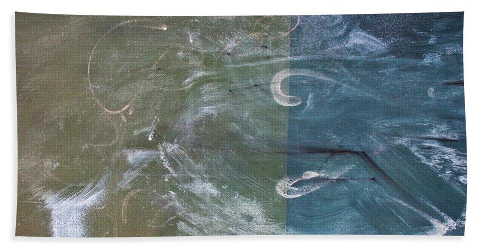 Graffiti Beach Towel featuring the photograph Graffiti 4 by Angus Hooper Iii