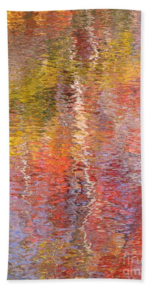 Abstract Beach Towel featuring the photograph Life Is But A Dream by Sybil Staples