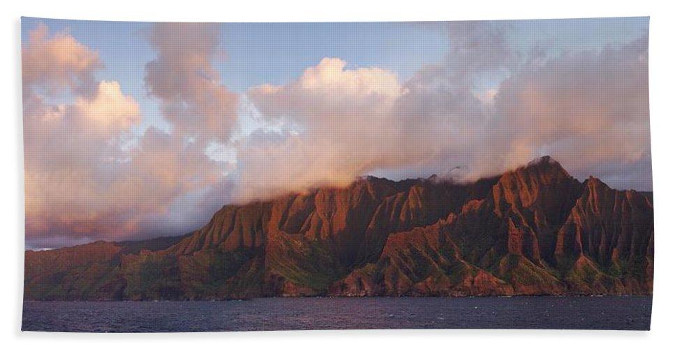 Hawaii Beach Towel featuring the photograph Hawaii by Heather Coen