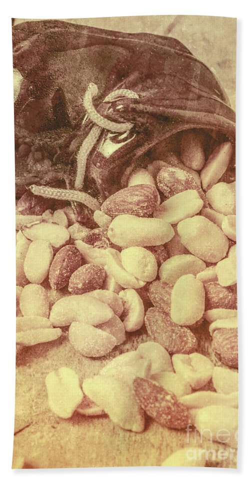Historic Beach Towel featuring the photograph Historic Food Art by Jorgo Photography - Wall Art Gallery