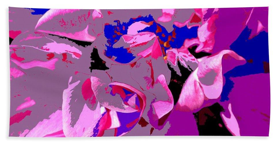 Rose Beach Towel featuring the photograph Hope by Ian MacDonald